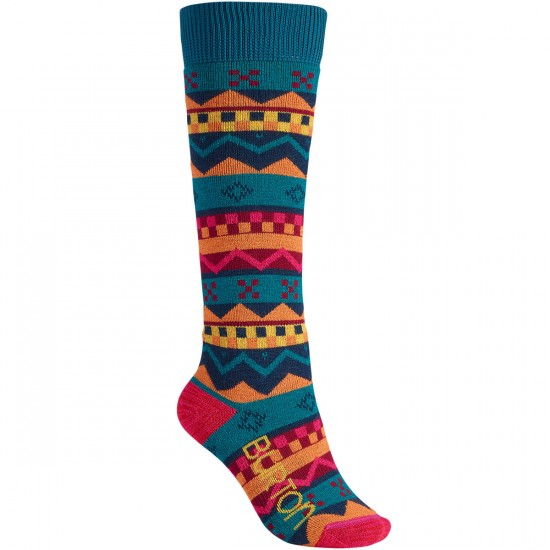Burton Party Women's Snow Socks 2015 - Geo-Fair