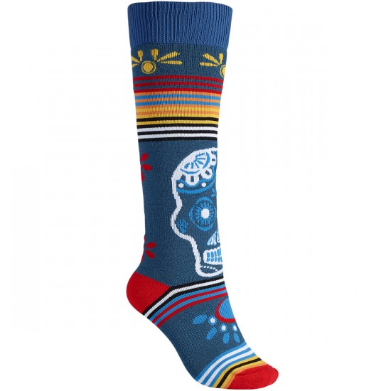 Burton Party Women's Snow Socks 2015 - Muertos