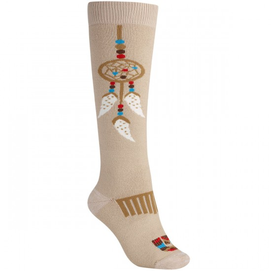 Burton Party Womens Snow Socks - Dreamcatcher