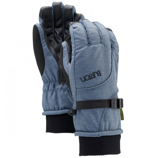 Burton Pele Women's Glove 2015 - Blue Denim