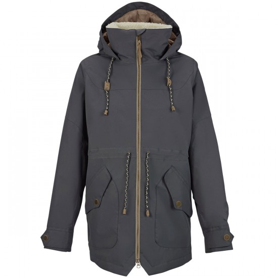 Burton Prowess Womens Snowboard Jacket - Faded