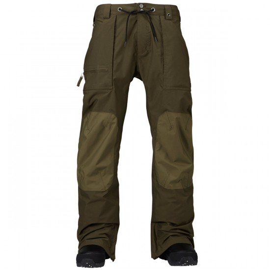 Burton Southside Slim Pants 2015 - Woody/Hickory