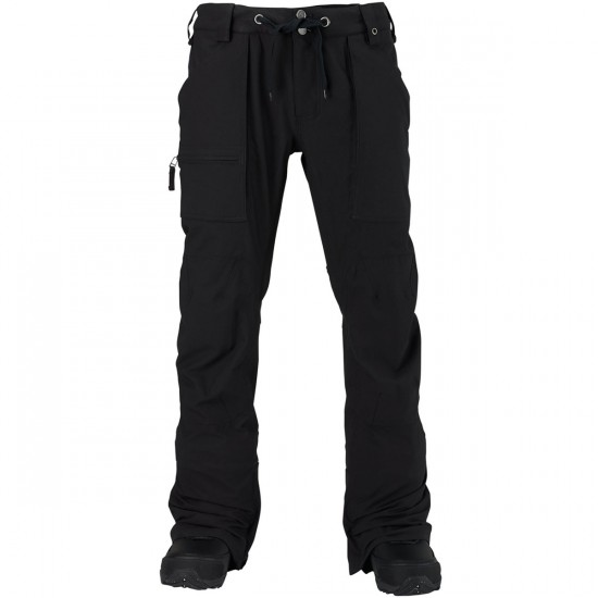 Burton Southside Slim Snowboard Pants - True Black