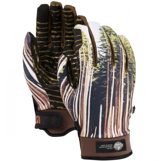 Burton Spectre Glove 2015 - Blotto Big Trees