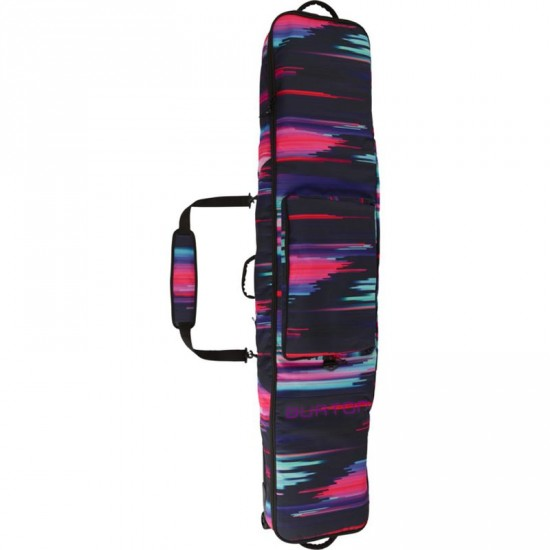Burton Wheelie Gig Bag - Glitch Print - 2017