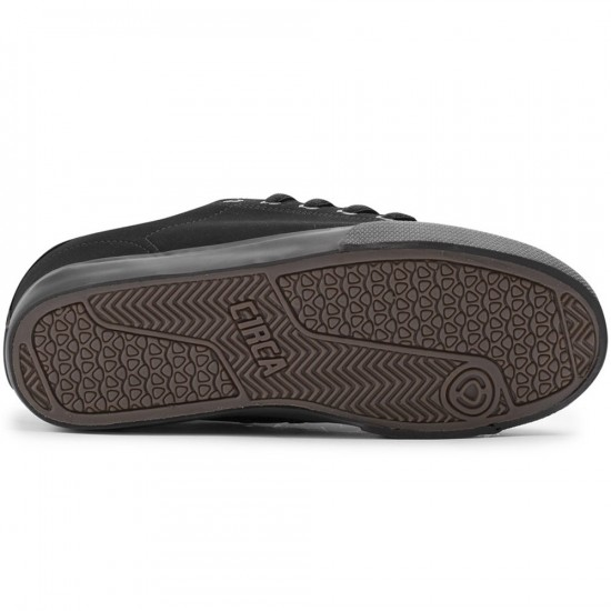 C1rca AL50 Shoes - Black/Black Synthetic - 5.0