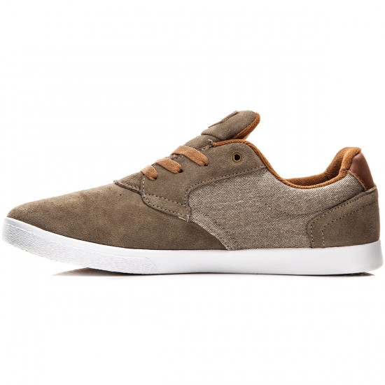 C1rca JC01 Shoes - Clay/Washed Tan - 8.0