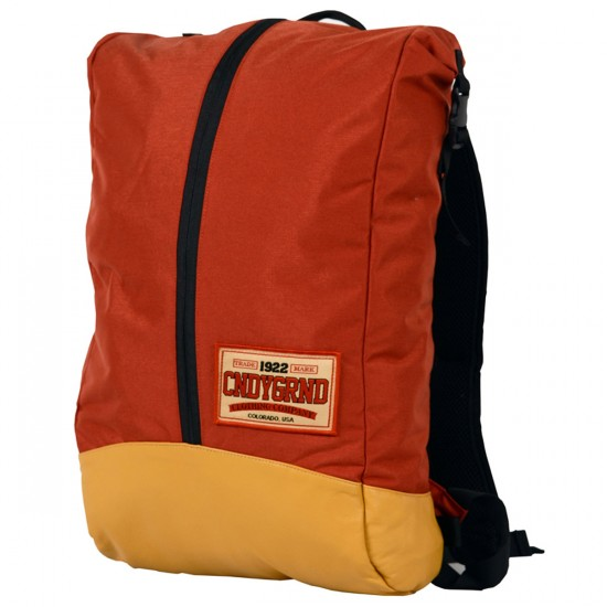 CandyGrind Life Pack Backpack - Blood Red
