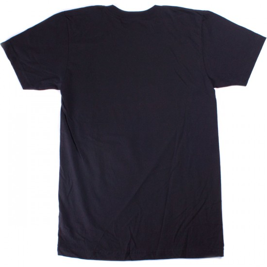 Casual Industrees MTN Logo T-Shirt - Black