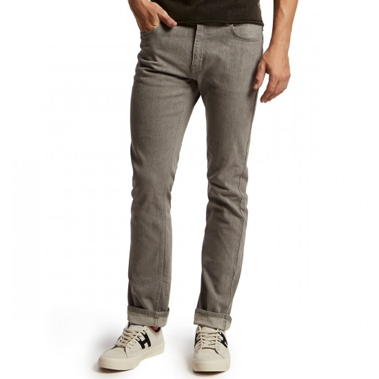 CCS Straight Fit Jeans - Light Grey - 28 - 30