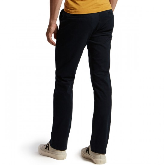 CCS Slim Fit Chino Pants - Navy - 28 - 30