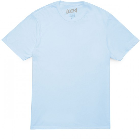 CCS Staple T-Shirt - Light Blue