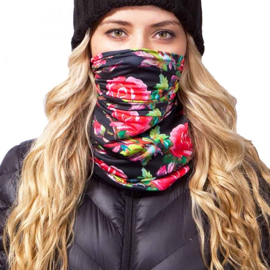 Celtek Hadley Womens Neck Gaiter - Rose