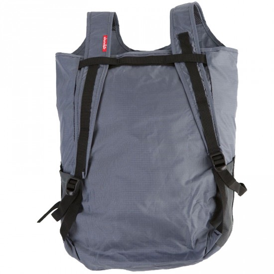 Chocolate Chunk Packable Backpack - Black