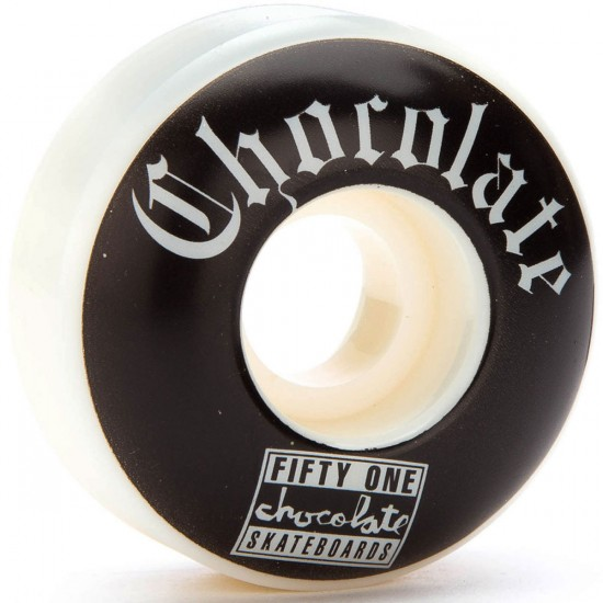 Chocolate Easy-E Skateboard Wheels - 51mm