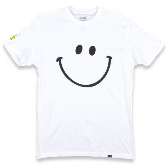Cliche Mr Men T-Shirt - White