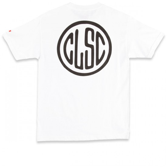 CLSC Stamp T-Shirt - White