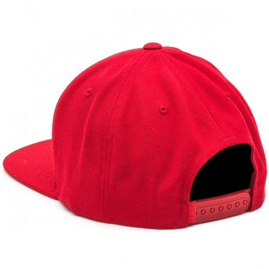 CLSC Trust Snapback Hat - Red