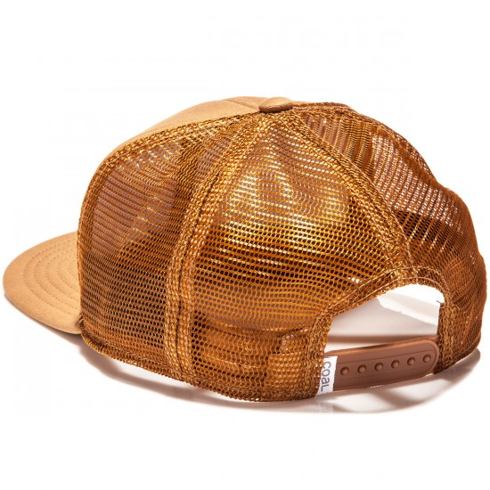 Coal The Bureau Hat - Light Brown