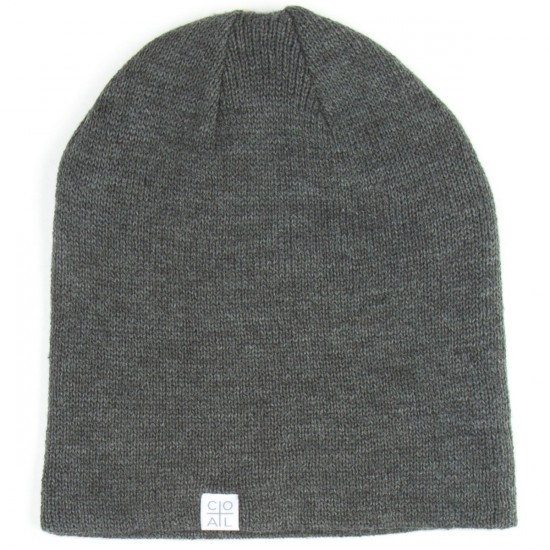 Coal The FLT Beanie - Charcoal