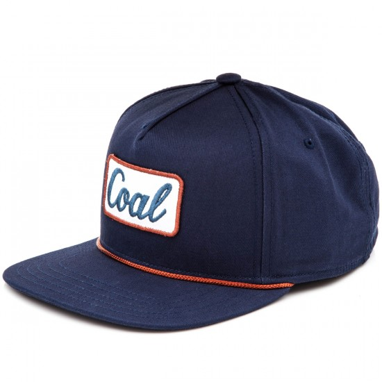 Coal The Palmer Hat - Navy
