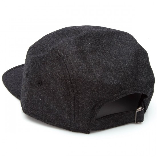 Coal The Richmond Hat - Heather Black