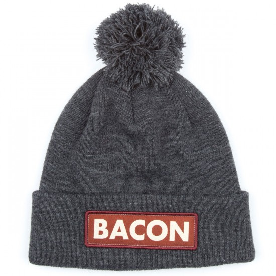 Coal The Vice Beanie - Charcoal (Bacon)