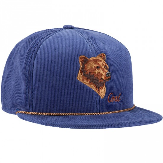 Coal The Wilderness Grizzly Hat - Navy