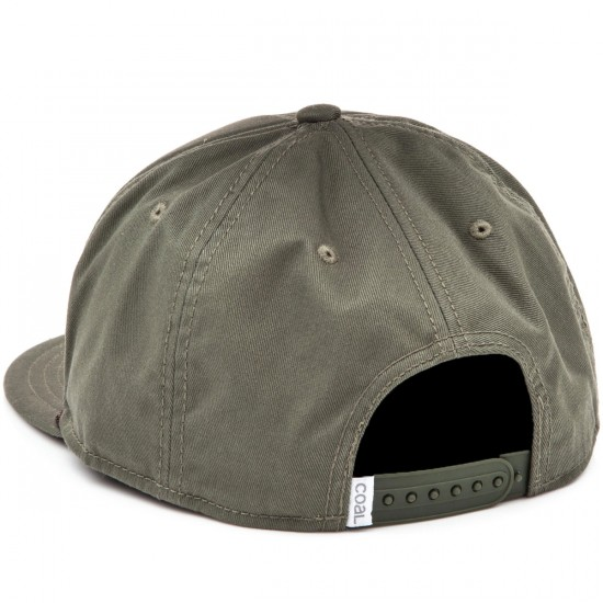 Coal The Wilderness SP Hat - Olive (Bison)