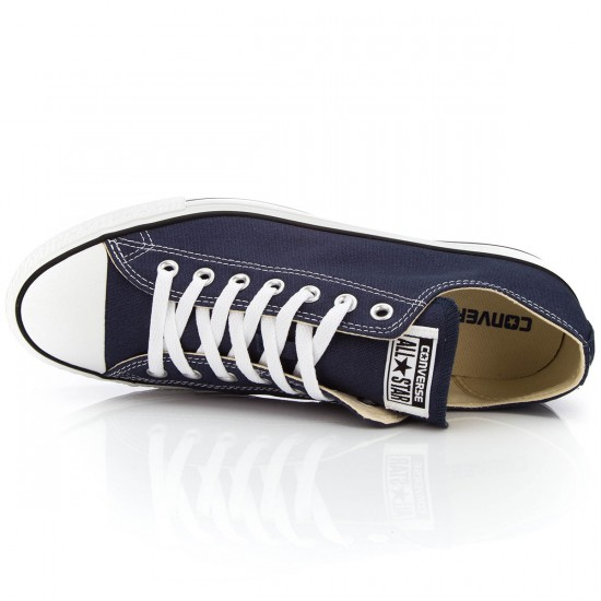 Converse Chuck Taylor All Star Lo Shoes - Navy - 5.0