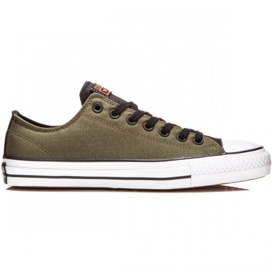 Converse CTAS Pro Shoes - Herbal/Black/White - 6.0