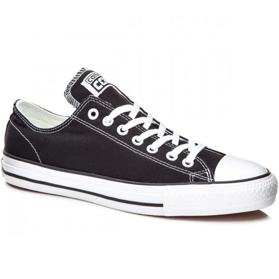 Converse CTAS Pro Shoes - Black/White - 8.0