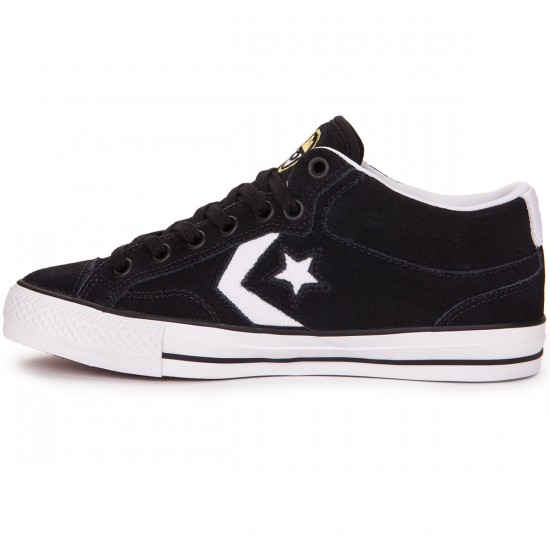 Converse X Krooked Mike Anderson Star Pro - Black/White - 8.0