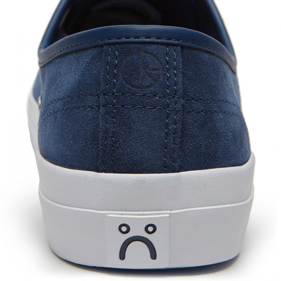 Converse X Polar Jack Purcell Pro Shoes - Navy/White - 6.0