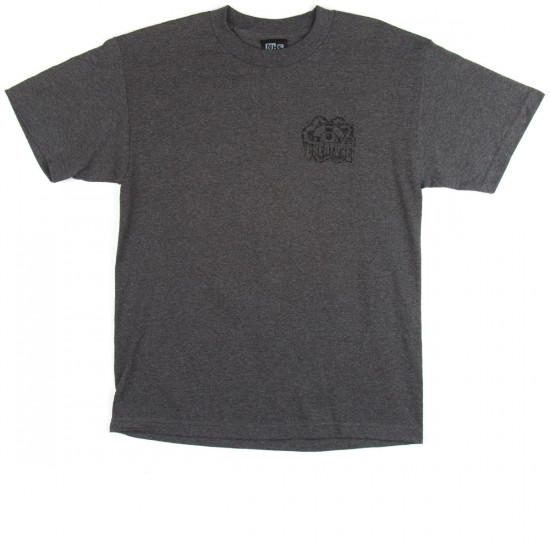 Creature Swim Club T-Shirt - Charcoal Heather