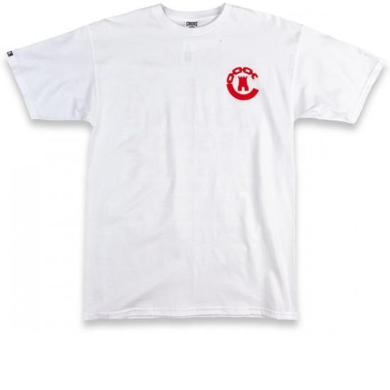 Crooks and Castles Legacy T-Shirt - White