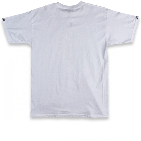 Crooks and Castles Maison T-Shirt - White