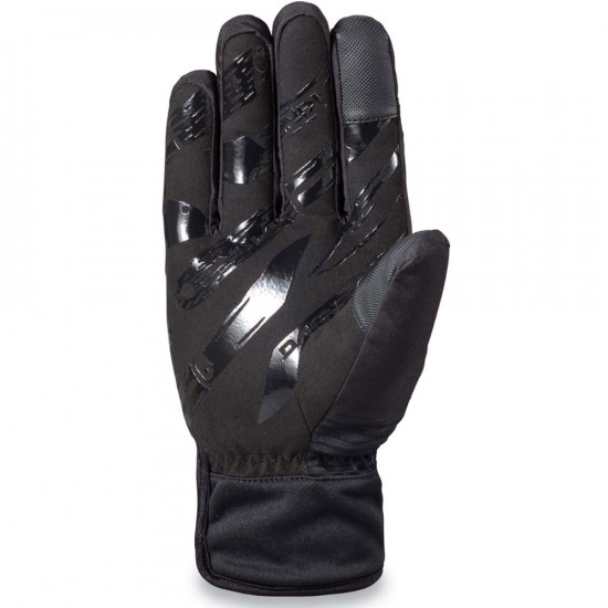 Dakine Crossfire Snowboard Gloves - Black