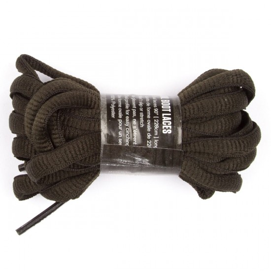 Dakine Oval Snowboard Boot Laces - Army