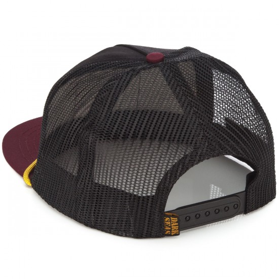 Dark Seas Fathom Hat - Black