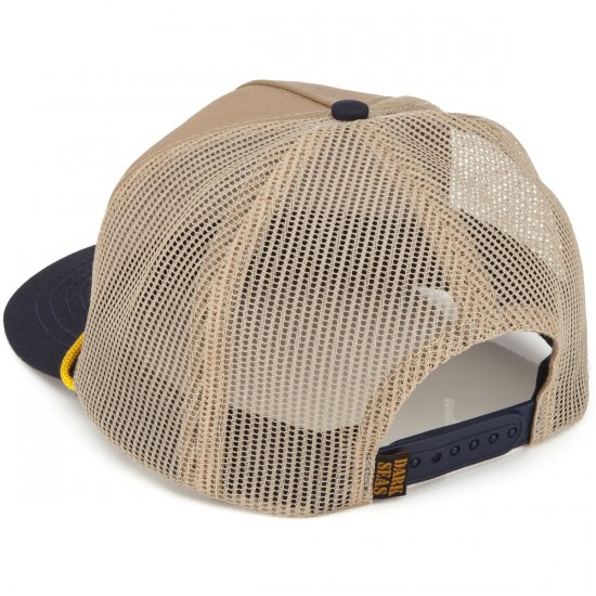 Dark Seas Fathom Hat - Khaki