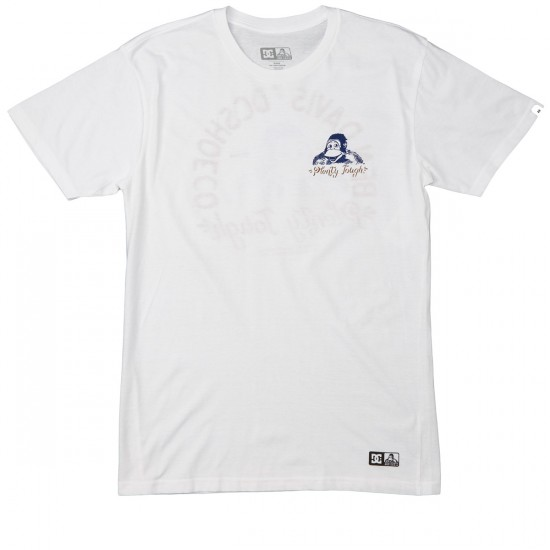 DC Benny Tough T-Shirt - White