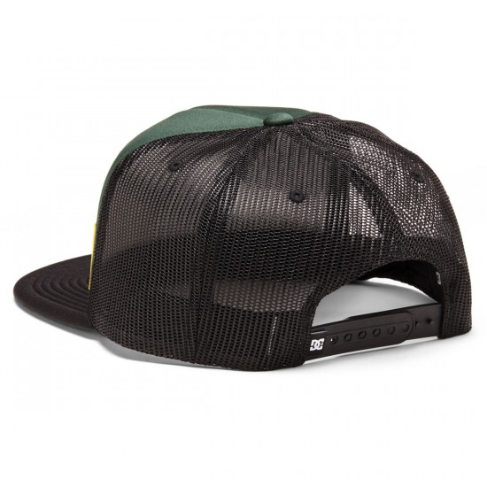 DC Blanderson Hat - Pinecone/Black