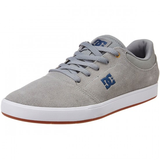 DC Crisis Shoes - Grey - 6.0