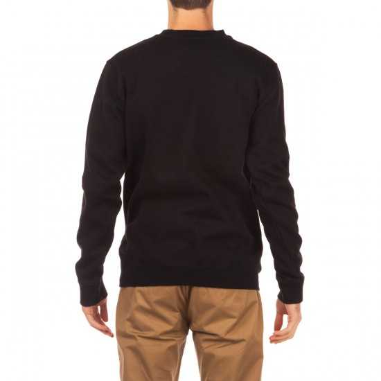 DC Ellis Crew Sweatshirt - Black