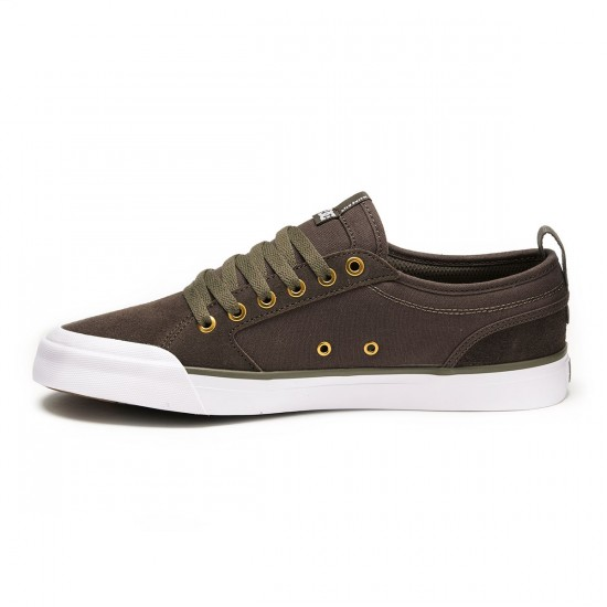 DC Evan Smith Shoes - Dark Beige - 8.0