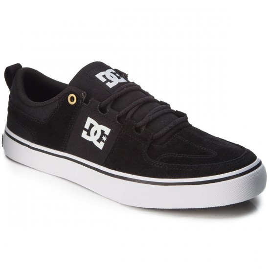 DC Lynx Vulc Shoes - Black - 14.0