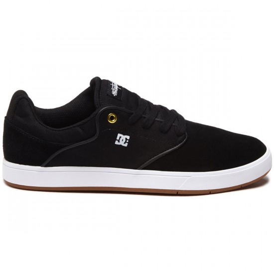 DC Mikey Taylor Shoes - Black/White/Gum