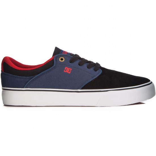 DC Mikey Taylor Vulc Shoes - Navy/Black - 12.0