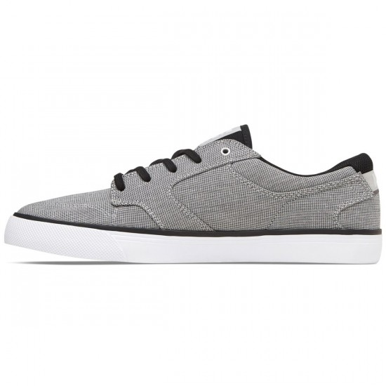 DC Nyjah Vulc TX S Shoes - Grey - 6.0
